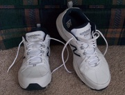 11th Sep 2016 - walking shoes
