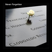 11th Sep 2016 - 15 Years: Never Forgotten!