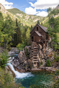 11th Sep 2016 - Old Crystal Mill