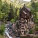 Old Crystal Mill by lynne5477