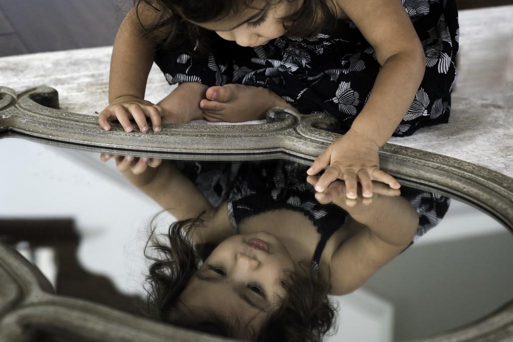 Mirror, mirror on the floor by tracys