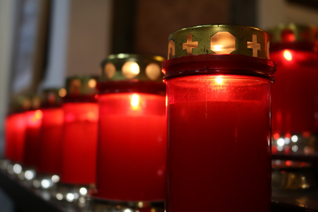 Sorrento Candles by phil_sandford