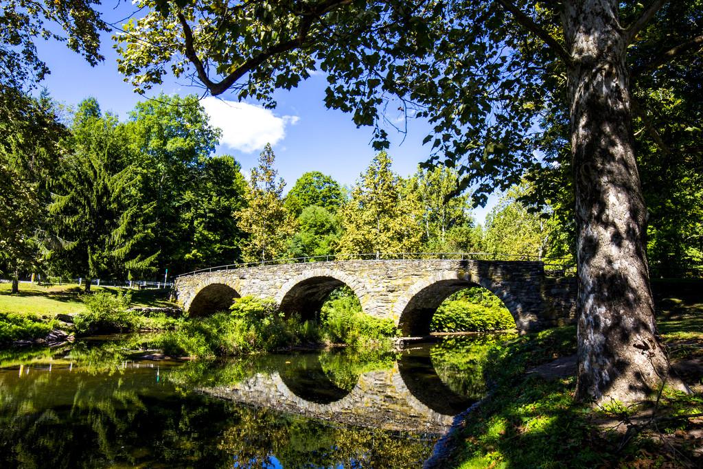 Stone Arch Bridge 2016 by hjbenson