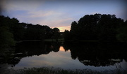12th Sep 2016 - Sunset at the pond