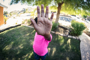 15th Sep 2016 - Talk to the Hand (or, Fun With a Fisheye)