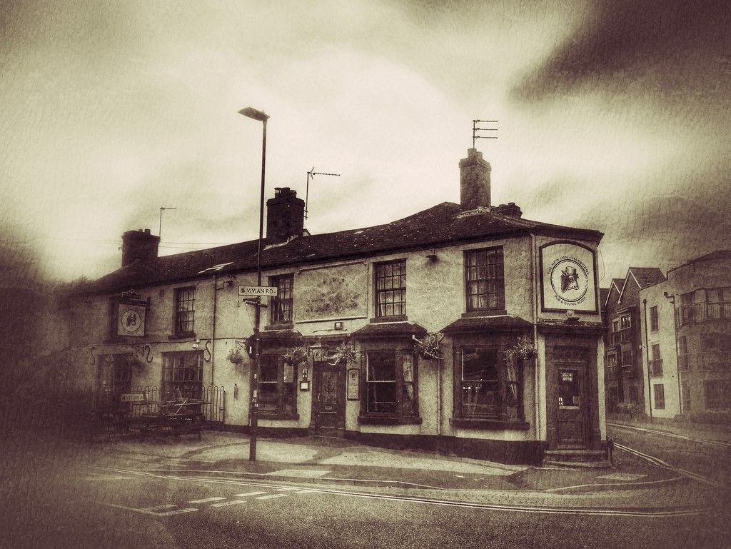 The New Inn by rachelwithey