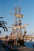 25th Apr 2016 - sail ship
