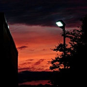 16th Sep 2016 - Sunset Spotlight