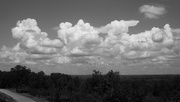 14th Sep 2016 - Bama Afternoon Sky ~ Cherokee Rock Village