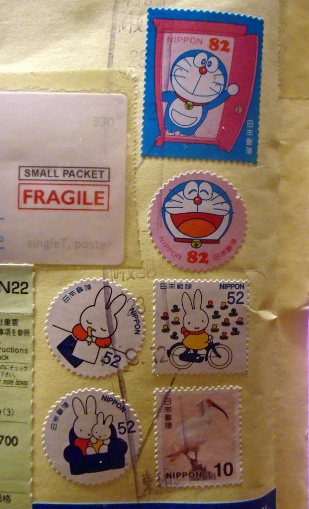 Happy Mail by happysorceress