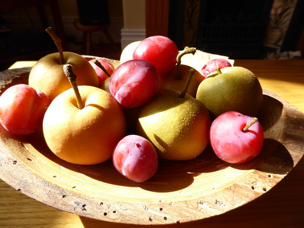 Fruit from the garden by cmp