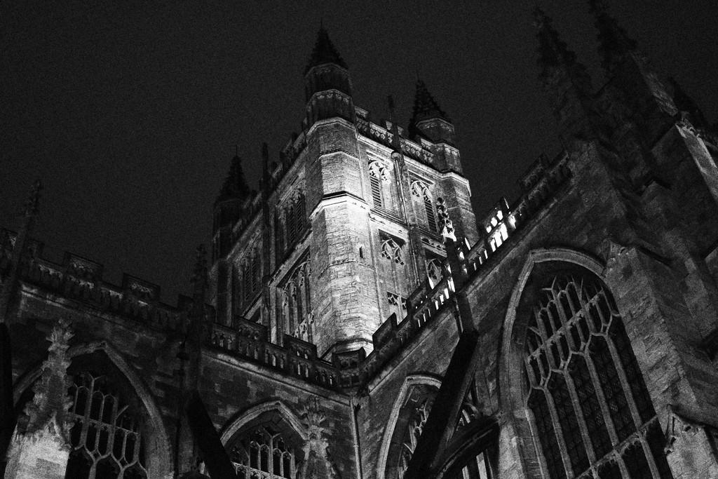 Bath Abbey by phil_sandford