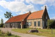 19th Sep 2016 - Farmhouse and barn : Kleine muiterij A.D. 1670