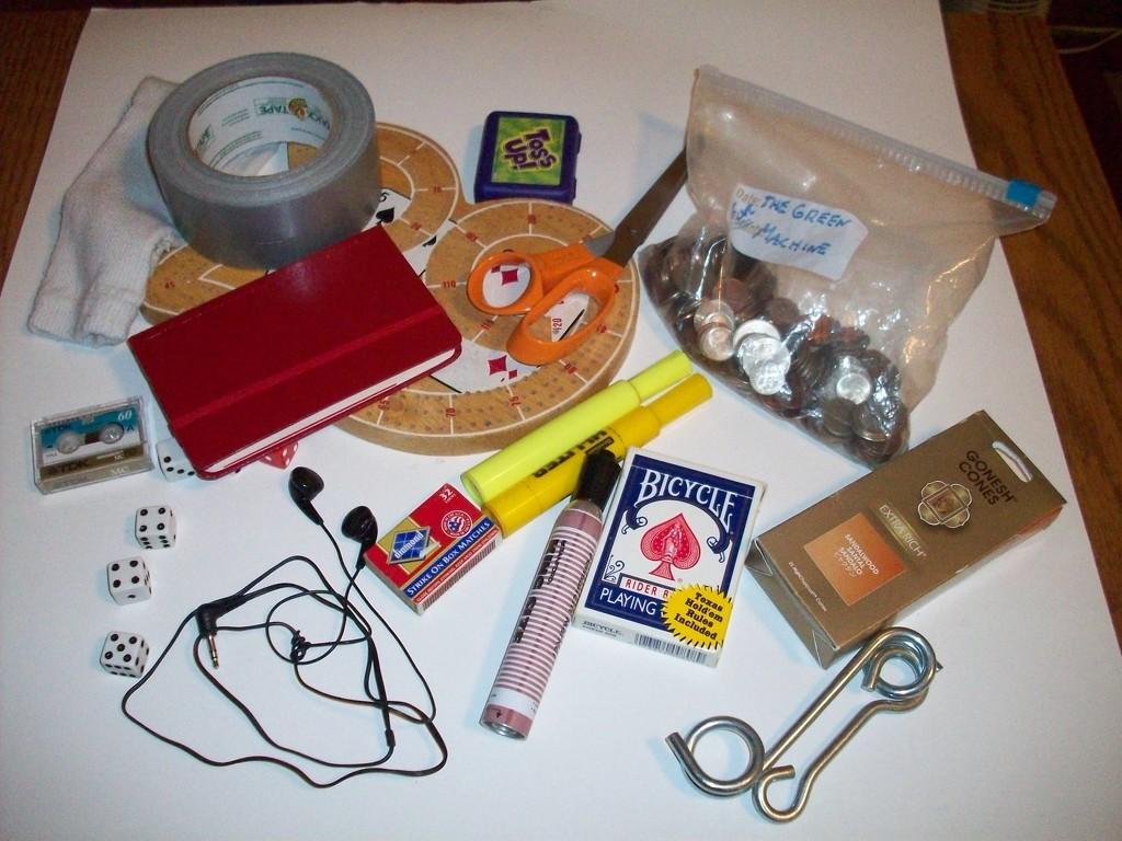 the kitchen junk drawer by stillmoments33
