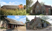 20th Sep 2016 - Farmhouse and barn : Groote muiterij A.D. 1760