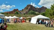 20th Sep 2016 - Rock Ledge Ranch Craft Fair
