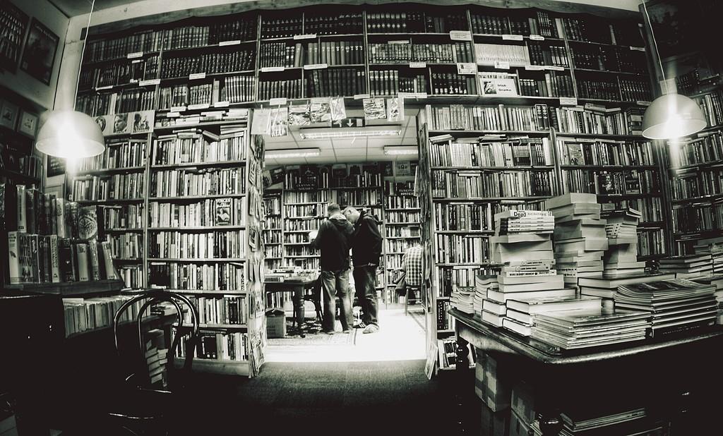 Book lovers by jack4john