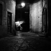 21st Sep 2016 - OCOLOY Day 265: Medieval Sarlat by Night