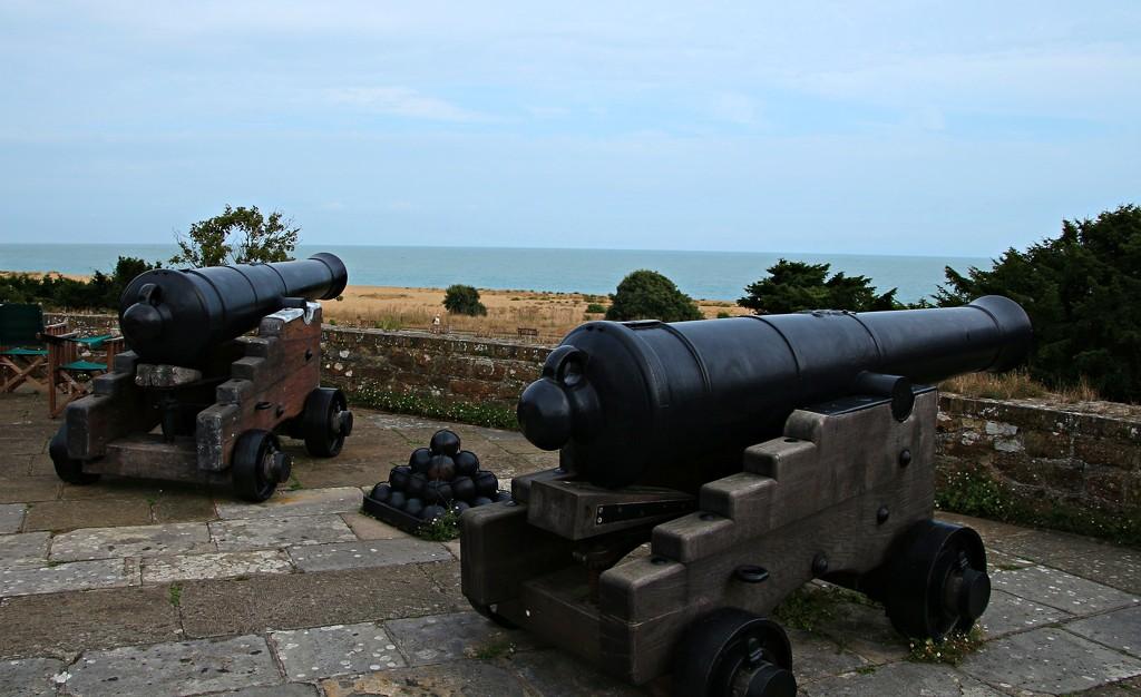 Guarding the coast by kiwinanna