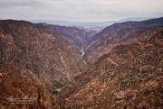 21st Sep 2016 - Black Canyon