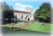 22nd Sep 2016 - St Peter's Church Bedford