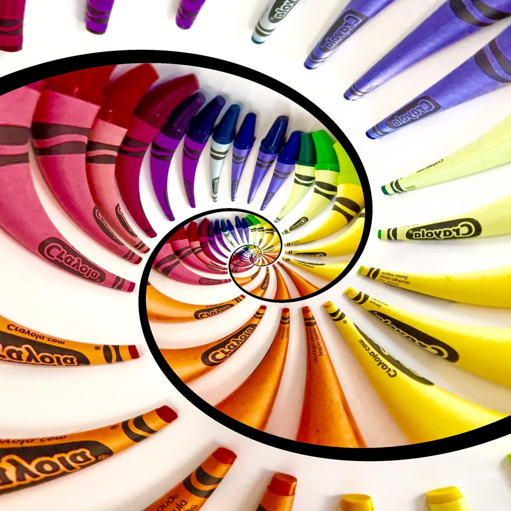 Swirls of Color by loweygrace