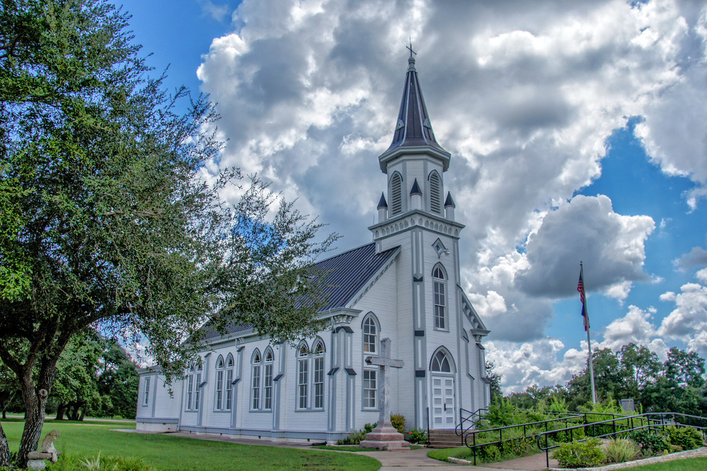 St. Cyril and Methodious Church by danette