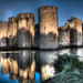 Bodiam Castle by megpicatilly
