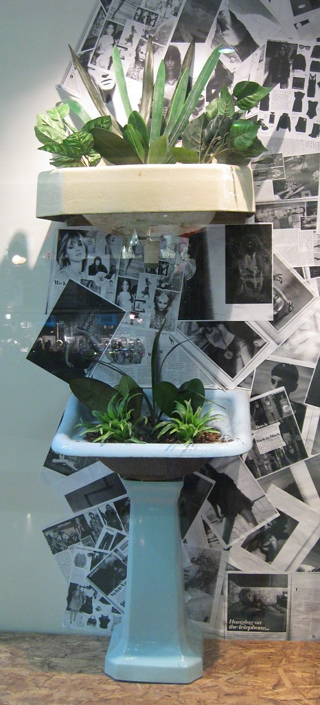 Bathroom Basin Gardening by mozette