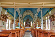 20th Sep 2016 - St. Cyril and Methodious Church interior