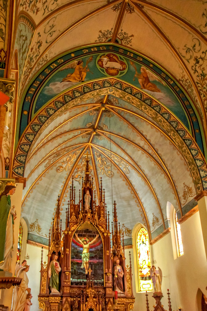 St. Mary's by danette