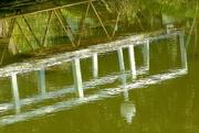 25th Sep 2016 - Bridge in a lake!