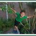 Me, Tarzan Jr. You, annoying photographer.