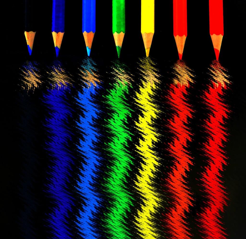 Rainbow Reflected by jesperani