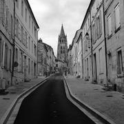 28th Sep 2016 - OCOLOY Day 272: Saintes - Church of Saint Eutrope