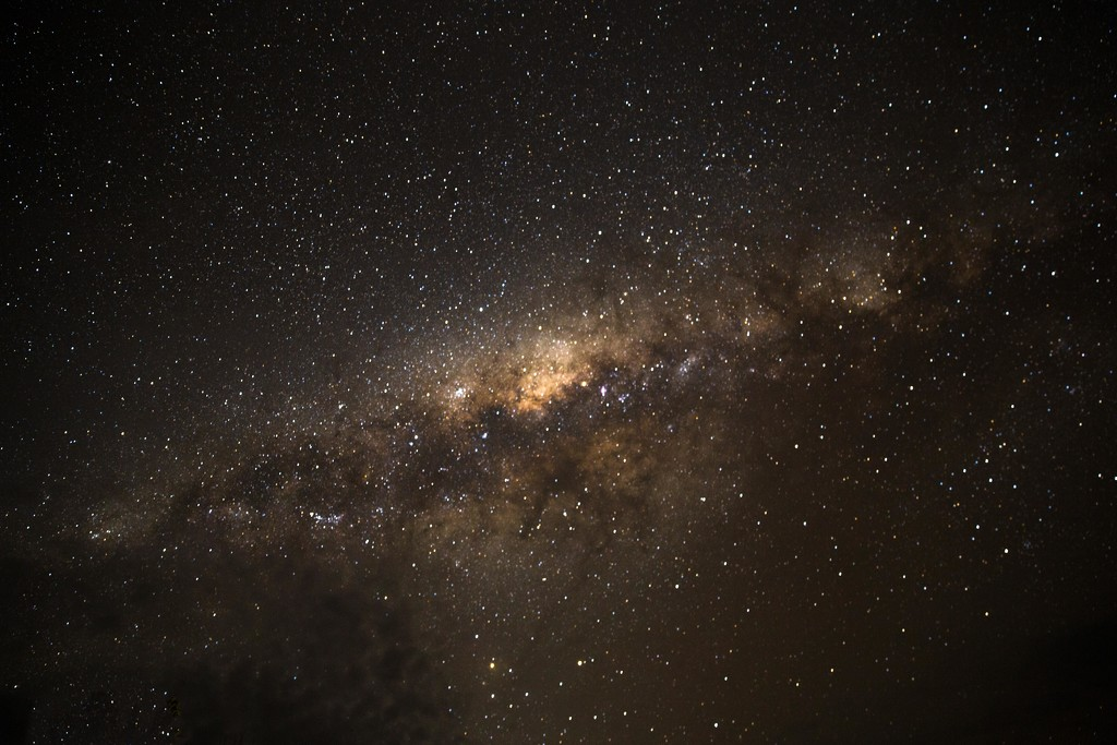 "Milky Way on our ""Tiki Tour"" by jyokota"