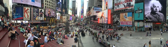 Times square by kwind