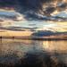 Drigg low tide by callymazoo