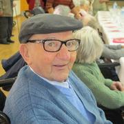 1st Oct 2016 - Fête for Paimpont's Senior citizens,  especially Lucien.