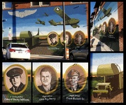 2nd Oct 2016 - New WWII Glider Mural