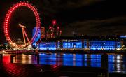 1st Oct 2016 - Embankment at night