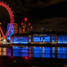 Embankment at night by inthecloud5