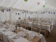 1st Oct 2016 - The Wedding Marquee