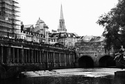 3rd Oct 2016 - Pulteney Bridge, Bath