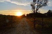 3rd Oct 2016 - Flint Hills Nature Trail Sunset