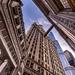 Urban Portrait:  The Wrigley Building by taffy