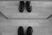 5th Oct 2016 - OCOLOY Day 279: Shiny Boots...