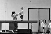 4th Oct 2016 - Gymnastics