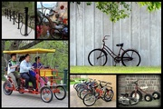 5th Oct 2016 - My Favorite Bicycles Photos in a Collage