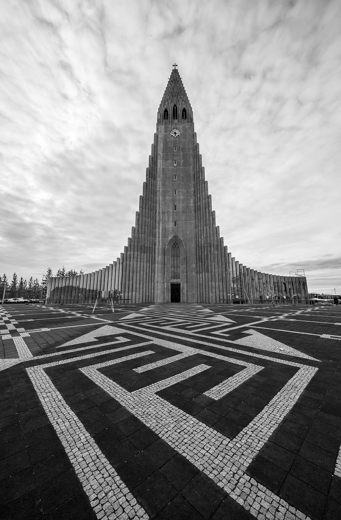 Church of Iceland by pdulis